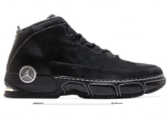 Air Jordan CP3 Chris Paul s Signature Shoe