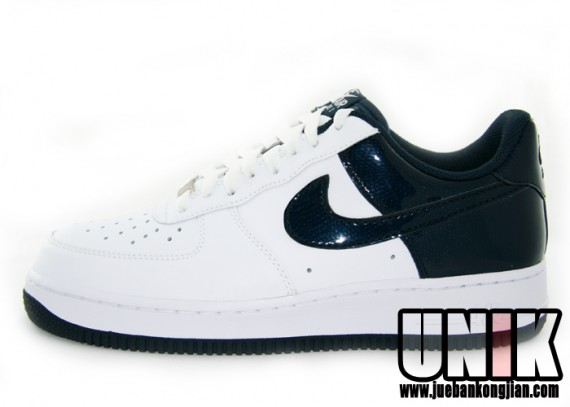 innovative design 3cb24 1cf95 Nike Air Force 1 – White Obsidian – Now Available