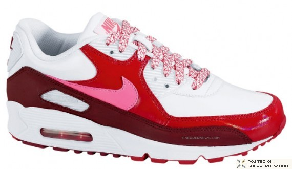 Nike Air Max 90 Wmns Valentines Day 2008 Sneakernews Com