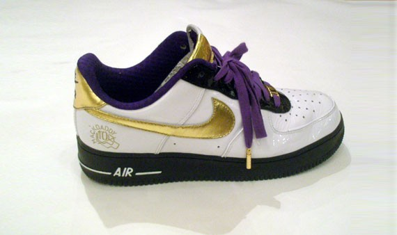 Nike x MACKDADDY - Air Force 1