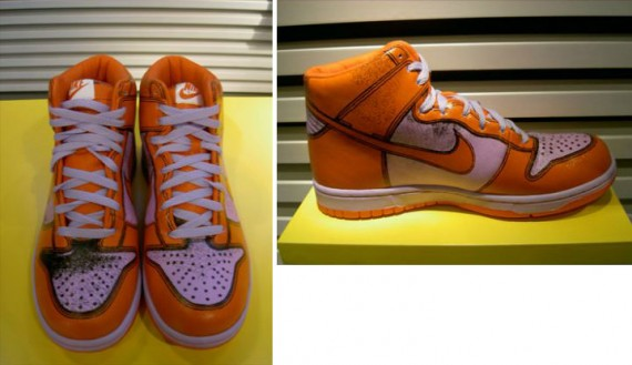Nike Dunk High Premium One Piece