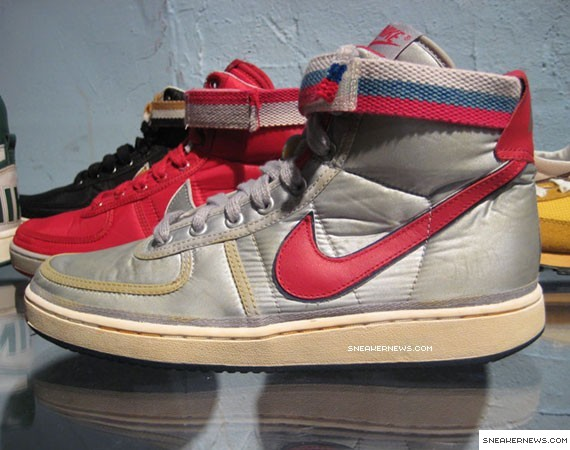 best service a3947 f798e This coming July 2008, Nike Vintage will be producing one of the all time  most wanted vintage sneakers – real vintage Nike Vandals.