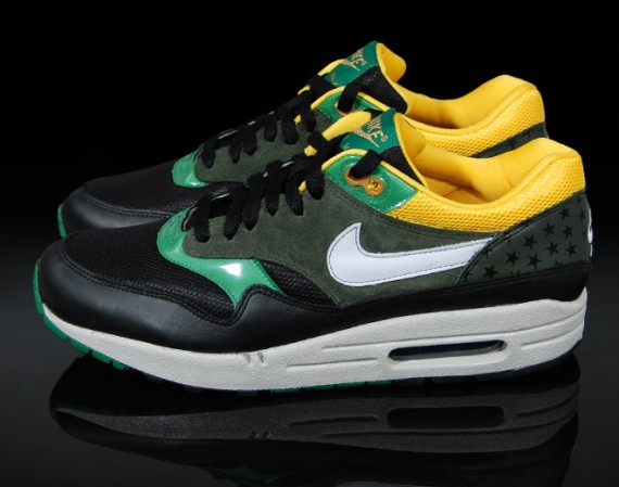 huge selection of 73a58 a0895 Nike Air Max 1 Friendly Football - Brazil-Jamaica