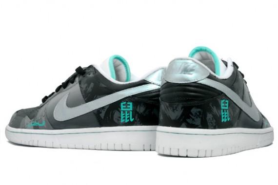 cheaper 46b47 0c53d SBTG x MR..SK: The Royale Rat Pack Dunk Low - SneakerNews.com