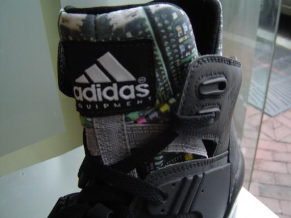 Adidas Eqt B-ball Robot Edition