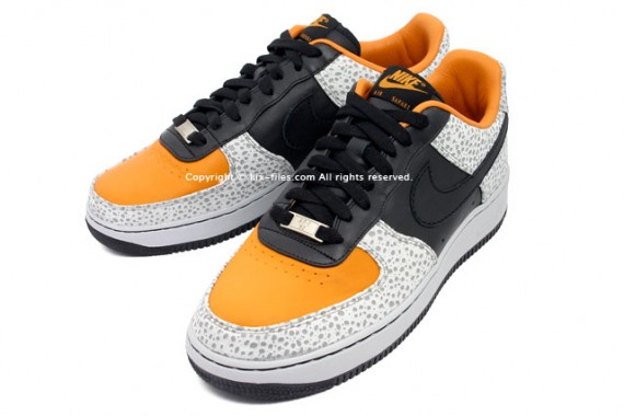new style cc980 5d14c Nike Air Force 1 - Air Safari Inspired
