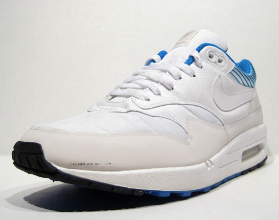 Nike Air Max 1 - White New Blue - Stripes - Euro Champs - SneakerNews.com 15babd4f6931