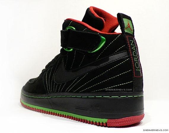 Air Jordan Force XII (AJF 12) Premier - Green Bean - SneakerNews.com 5c2a713c665a