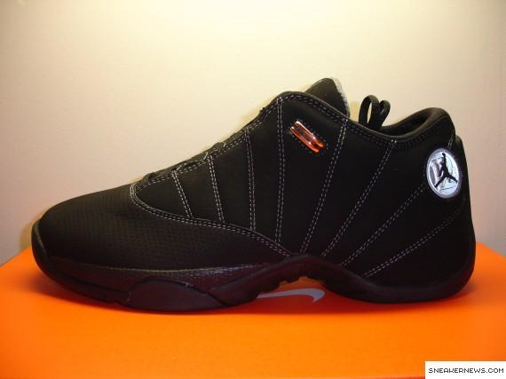 32605b6f582 Air Jordan 12.5 Team Low - Black - Lt Graphite - SneakerNews.com
