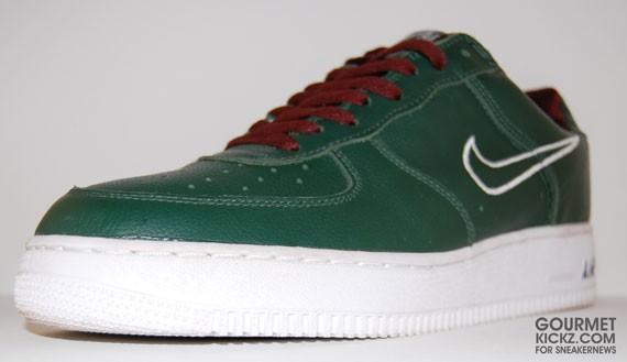 Thursday Throwback - Nike Air Force 1 B Low - Hong Kongs