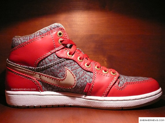 Air Jordan 1 Retro Levi??s 23/501 Denim Pack