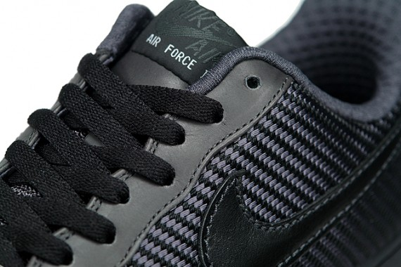 Nike Air Force 1 Anthracite Black