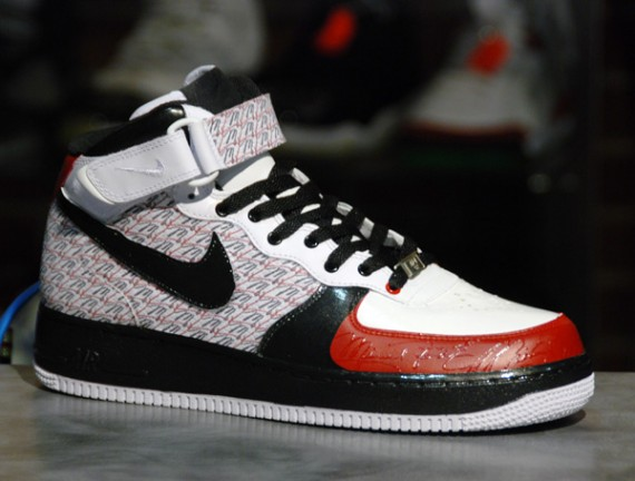 separation shoes ce063 cca4d Nike Air Force 1 Mid – Jordan XX3 Customs