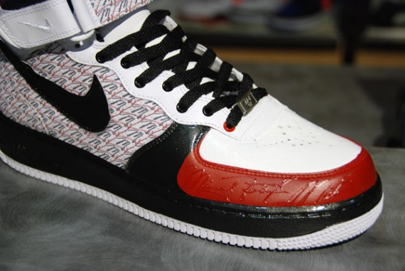 NAM Prods  Nike Air Force 1 Mid - Jordan XX3 Customs 31fd539f0