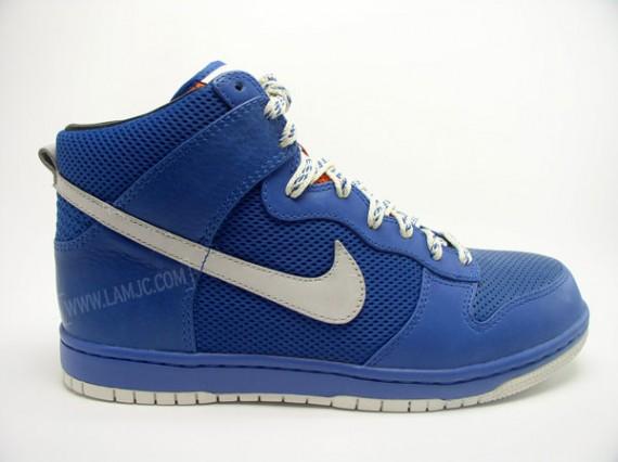 Nike Dunk High Supreme - Be True Six