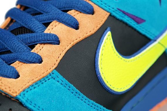detailed look 09ddf fc7bc Nike Dunk Low Pro SB - Skate Or Die - Black - Neon Yellow - SneakerNews.com