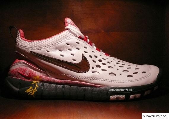 sale retailer afde1 e8dc8 Nike Wildwood 90 Free Trail - China 1984 Olympics Pack - Xu Haifeng