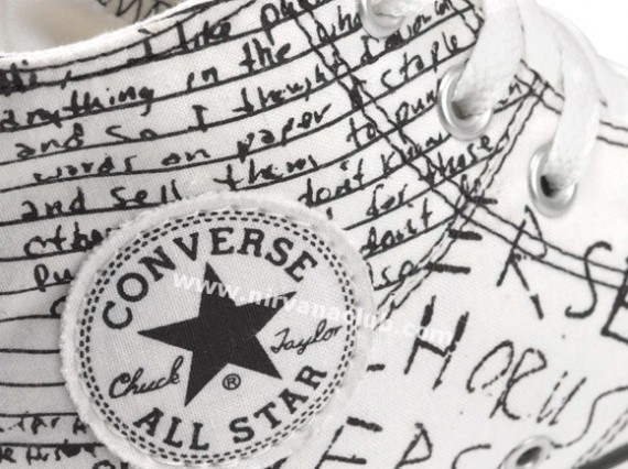 Converse x Kurt Cobain - One Star, All Star & Jack Parcell
