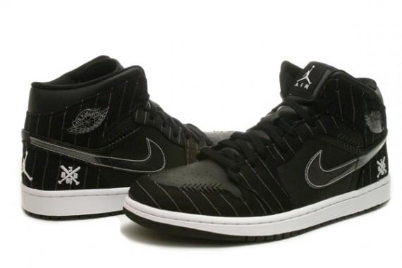 Air Jordan 1 - Opening Day Black
