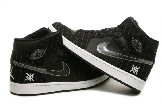 7cdf03f03c2734 Air Jordan 1 - Opening Day Black Edition - Now Available ...