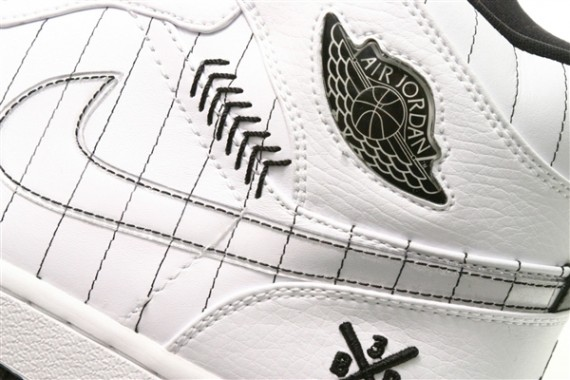 cd0c14f8075134 Air Jordan 1 - Opening Day Home Edition - Detailed Photos ...