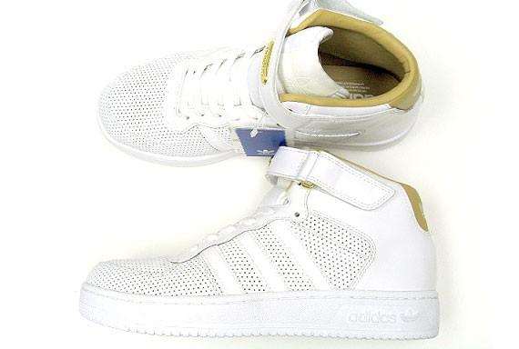 Adidas Forum ADV Mid - White Perf - SneakerNews.com 011b0e7eb
