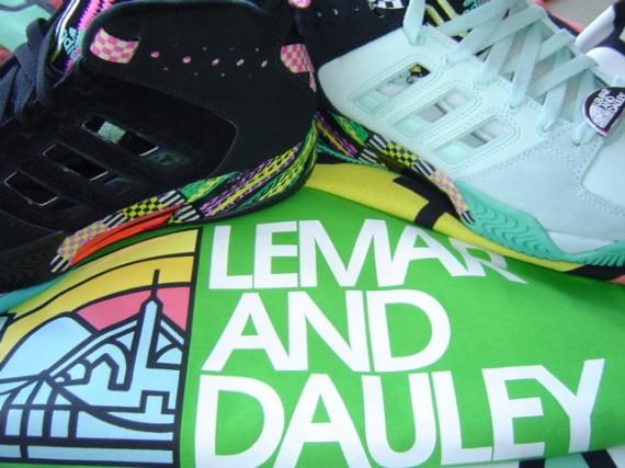 adidas x Lemar and Dauley Remix Streetball 08