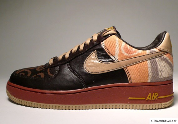 new arrive 907a3 abd39 Nike AF1 Low Premium - Men s Black History Month Shoe
