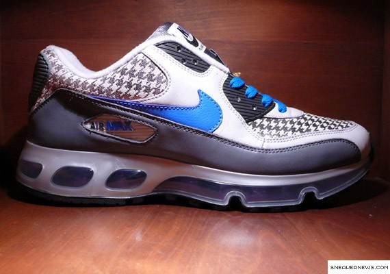 best sneakers c109c b6c5c Nike Air Max 90 360 - Houndstooth Pack - SneakerNews.com