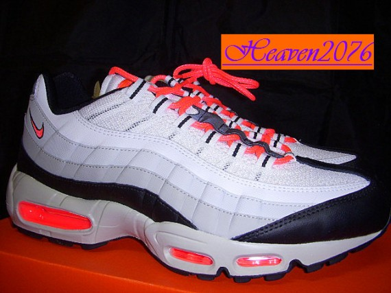 buy popular c1316 b7a21 Nike Air Max 95 Rebel Pack - Hot Lava - Now Available - Snea