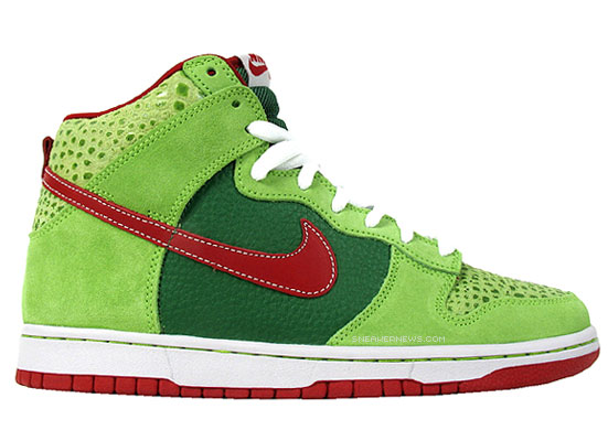 Nike Dunk High Pro SB - Dr Feelgood