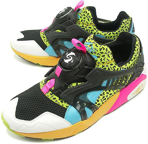 Puma Disc Blaze - 90s Tetris pack - SneakerNews.com 445172126