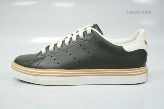 sélection premium aa871 73d7c Adidas Stan Smith Vulcaniz (Vulcanized) - SneakerNews.com