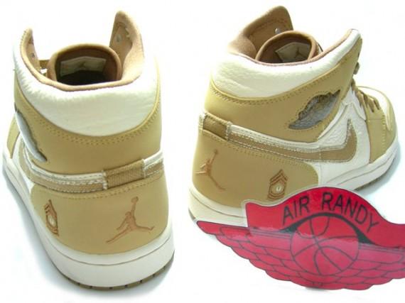 Air Jordan 1 Retro Walnut - Military