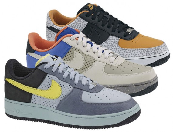 official photos 713fb 696b0 Weve already shown you the Nike Safari inspired Air Force 1s but now we  have details on the full pack that they are a part of, the pack has been  dubbed ...