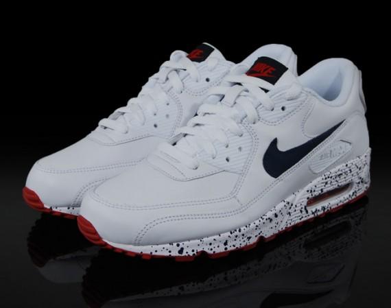 meilleure sélection de65d c445f Nike Air Max 90 - Euro Champs - France - SneakerNews.com