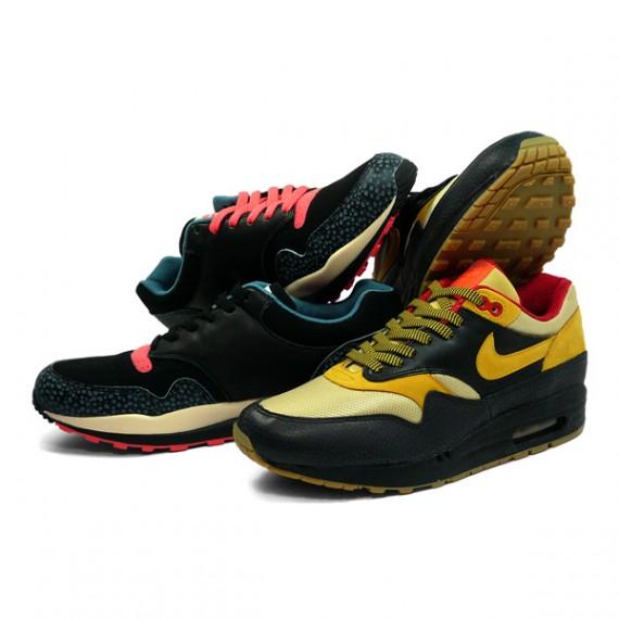cheap for discount c69bd 431e0 Nike Tech Pack 2 - Air Max 1   Air Max Safari - SneakerNews.com