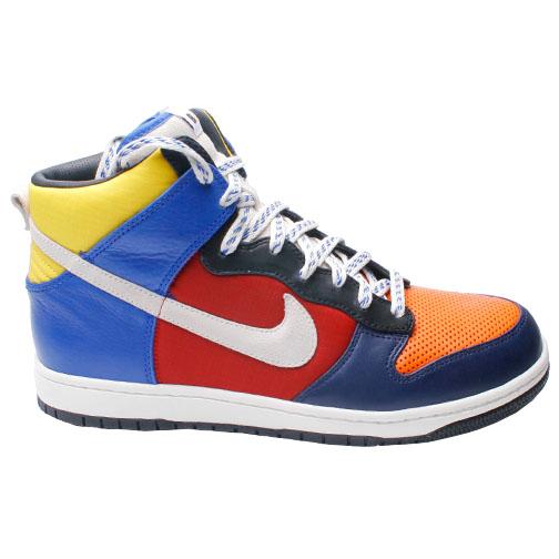 Nike Dunk Supreme Be True Multicolor