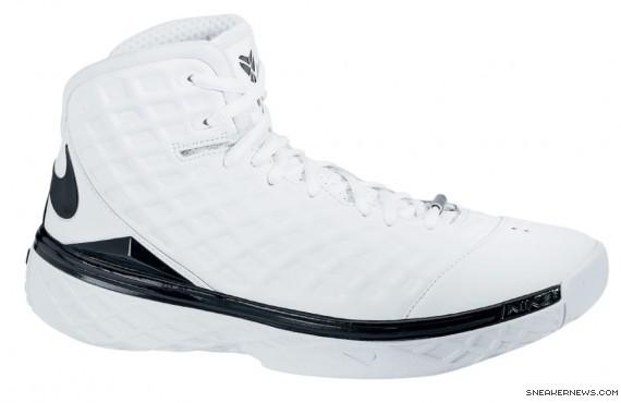 Nike Zoom Kobe 3 - White/Black