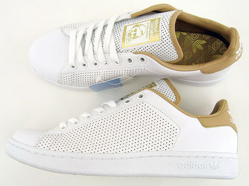check-out 5fedd 3c157 adidas Stan Smith 1 Graph - White Perf - SneakerNews.com