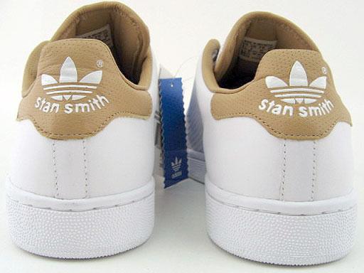 adidas Stan Smith 1 Graph - White Perf