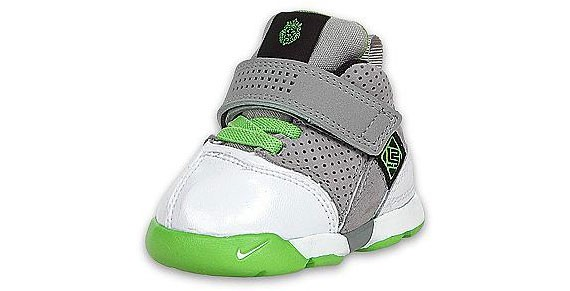 Nike Zoom Lebron V Dunkman for Toddlers