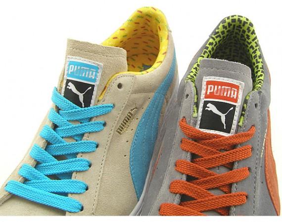 Puma Suede - 90s Tetris Pack - SneakerNews.com 224f171f0