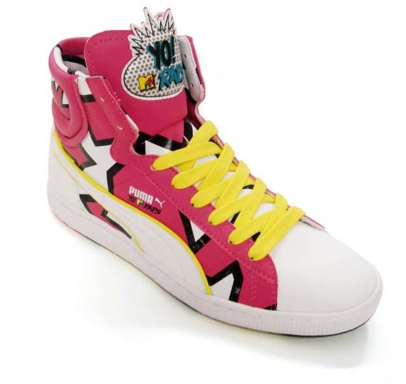 Puma x Yo! MTV Raps 2008 - First Round