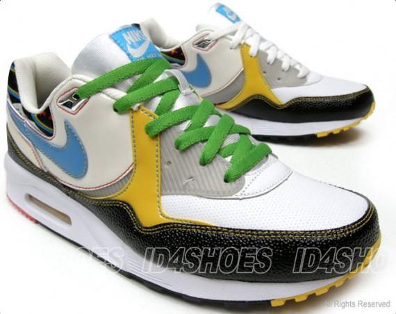 Nike Air Max Light - Native American Pack - SneakerNews.com