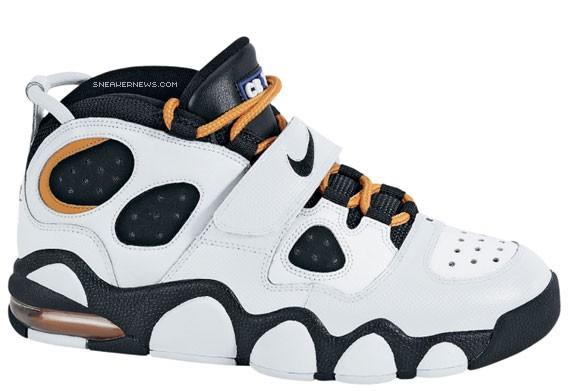343c58304d51d4 Nike Air CB 34 - White - Black - Carrot - SneakerNews.com