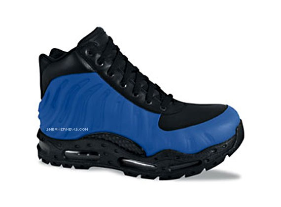 Nike Air Foamposite One Boot