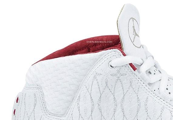 Air Jordan XX3 - White - Varsity Red - Quickstrike