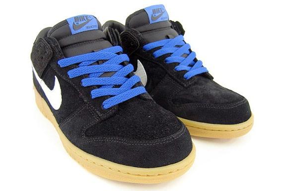 Nike Dunk Low - Black - White - Gum - Horse hair - SneakerNews.com