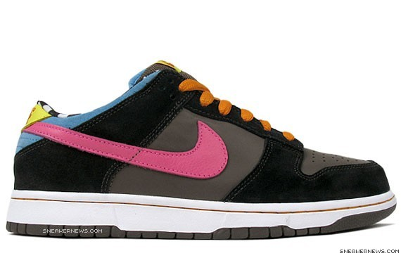 Nike Dunk Low Pro SB - 720 Degrees - Dark Charcoal - Light Pink -  SneakerNews.com